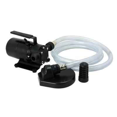 1/10 HP Non-Submersible Self-Priming Transfer Pump