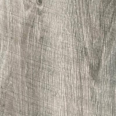 Stony Oak Grey 6 in. x 36 in. Luxury Vinyl Plank Flooring (20.34 sq. ft. / case)