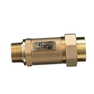 1 in. x 1 in. 700XL Dual Check Valve