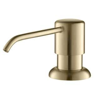 Boden Kitchen Soap Dispenser in Spot Free Antique Champagne Bronze