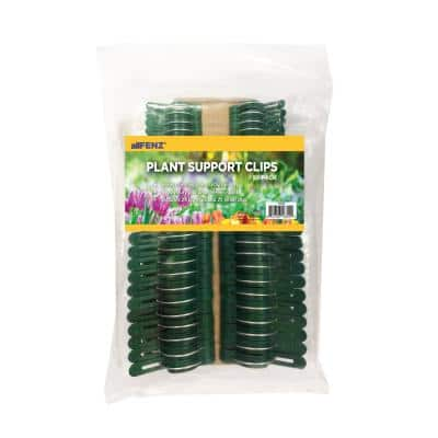 2 in. Plant Support Clips (50-Pack)