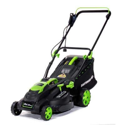 19 in. 13 Amp Corded Electric Walk Behind Push Lawn Mower