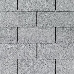 Royal Sovereign Silver Lining Algae Resistant 3-Tab Roofing Shingles (33.33 sq. ft. per. Bundle) (26-pieces)