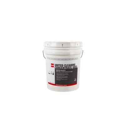 United Cleaning Concentrate 5 Gal. Environmentally Friendly Multipurpose Cleaner for Exterior Surfaces