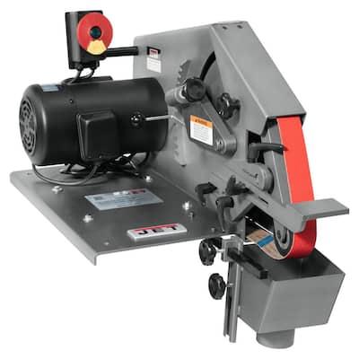 SWG-272, 2 x 72 Square Wheel Belt Grinder 115-Volt 1Ph