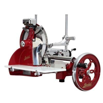 Volano P15 Red Manual Food Slicer