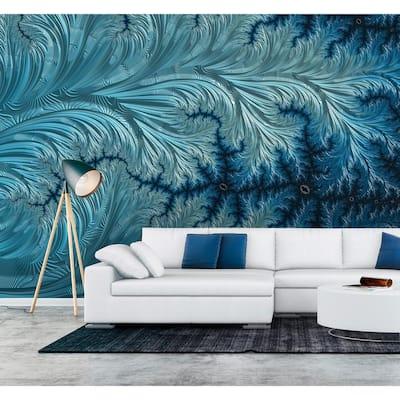Crystal Wall Mural
