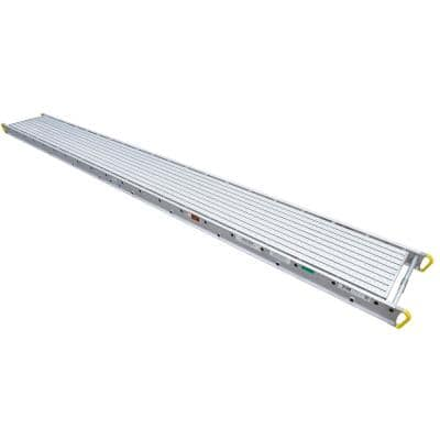 24 in. x 24 ft. Stage with 500 lb. Load Capacity