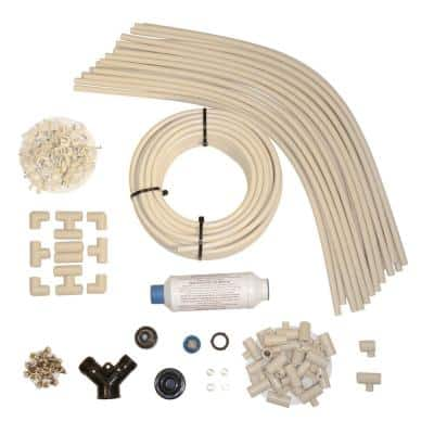 3/8 in. Outdoor Cooling/Misting Kit with 24 Nozzles