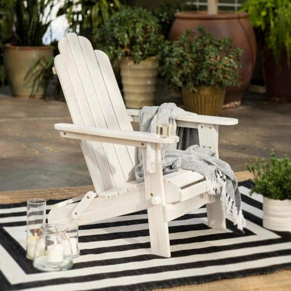 Walker Edison Furniture Company White, How To Clean White Outdoor Chairs