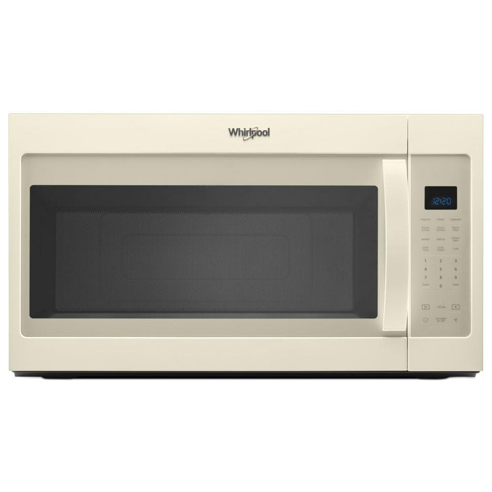 Whirlpool 1 9 Cu Ft Over The Range