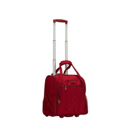 Red Melrose Wheeled Under seat Carry-On