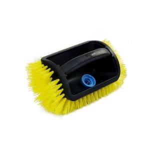 Lock-On 4-Sided Deck Scrub Brush
