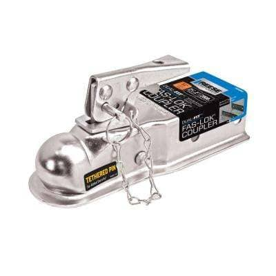 2 in. x 2.5 in. Dual Fit Coupler