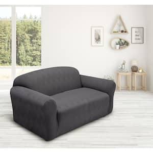 Optic Sofa Stretch Slipcover