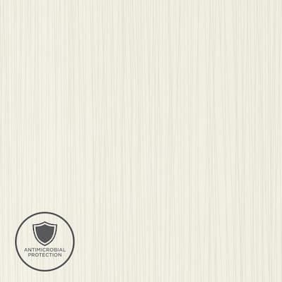 3 in. x 5 in. Laminate Sheet Sample in Vapor Strandz with Premium Linearity Finish
