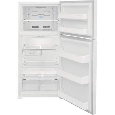 18.3 cu. ft. Top Freezer Refrigerator in White