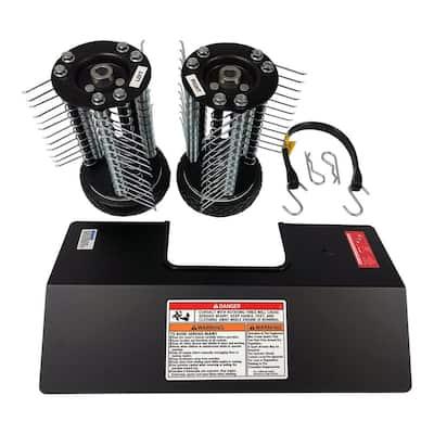 Dethatcher Kit for Honda FG110 Tiller/Cultivator