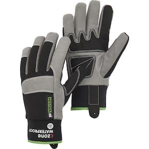 Large Anton Czone Winter Waterproof Work Gloves