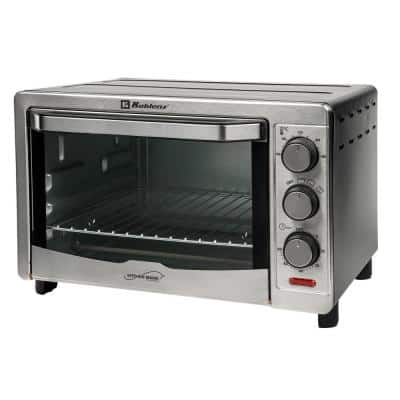 Kitchen Magic Collection Silver 24-Liter Convection Oven