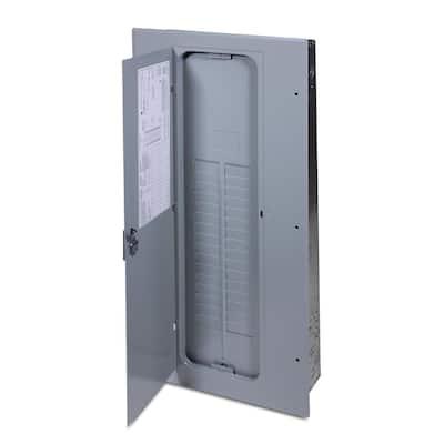 PowerMark Gold 100 Amp 32-Space 32-Circuit Indoor Main Breaker Circuit Breaker Panel