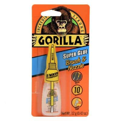 12 g Super Glue Brush and Nozzle