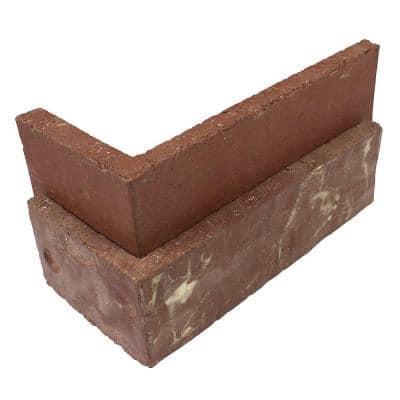 Independence Thin Brick Singles - Corners (Box of 25) - 7.625 in x 2.25 in (5.5 linear ft)