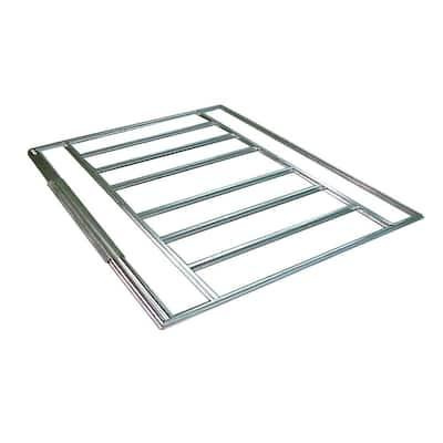 Yardsaver Galvanized Steel Floor Frame Kit