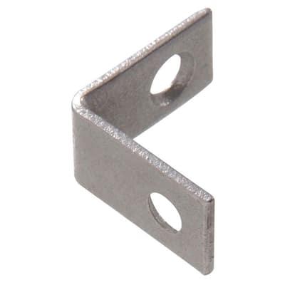4 x 7/8 in. Galvanized Corner Brace (5-Pack)