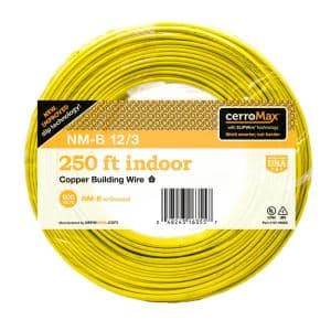250 ft. 12/3 NM-B Wire