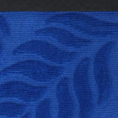 Blue Leaf Entrance Mat