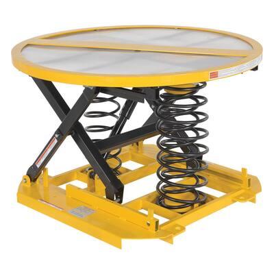 4,500 lb. Capacity Spring Scissor Cart