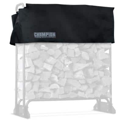 48 in. Firewood Rack Cover