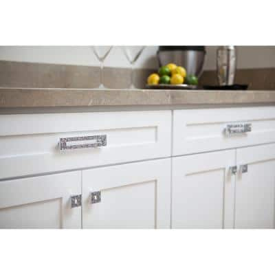 Carraway 5 in. Chrome Cabinet Pull