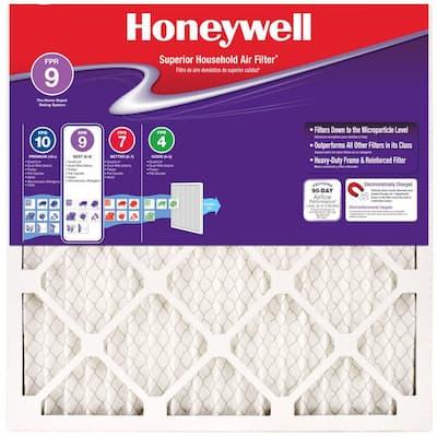 20  x 20  Superior Allergen Pleated Air Filter (Case of 12)
