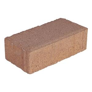 Holland 7.87 in. L x 3.94 in. W x 2.36 in. H Cypress Blend Concrete Wall Cap ( 480 Pcs/31.01 Face Feet/Pallet )