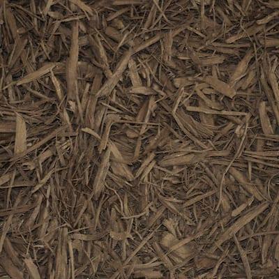 6 cu. yd. Brown Landscape Bulk Mulch