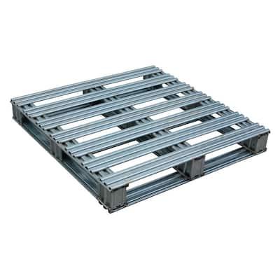 36 in. x 36 in. Galvanized Steel Pallet