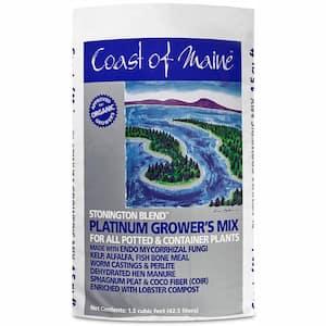 Stonington Blend Organic Growers Mix, 1.5 cu. ft.