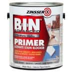 B-I-N Advanced 1 gal. White Synthetic Shellac Interior/Spot Exterior Primer and Sealer (2-Pack)