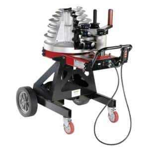1/2 in. - 2 in. Cyclone Electric-Powered Complete EMT, Rigid, IMC Conduit Bender