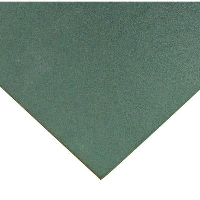 Eco-Sport 1 in. T x 1.66 ft. W x 1.66 ft. L Green Interlocking Rubber Flooring Tiles (8.3 sq. ft.) (3-pack)