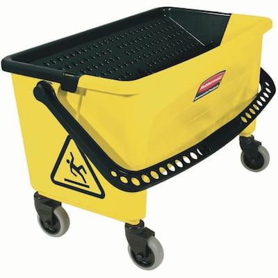 Hygen Press Wringer and Bucket for Flat Mops