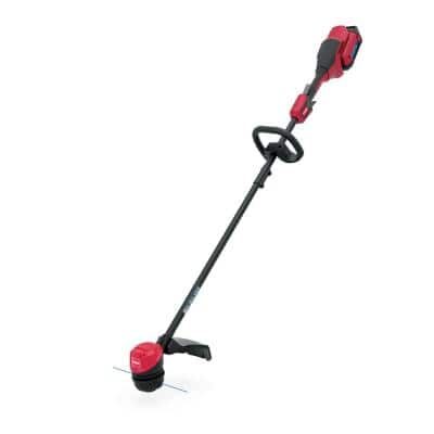 60-Volt Max Lithium-Ion Brushless Cordless 15 in. / 13 in. String Trimmer - Battery and Charger Not Included