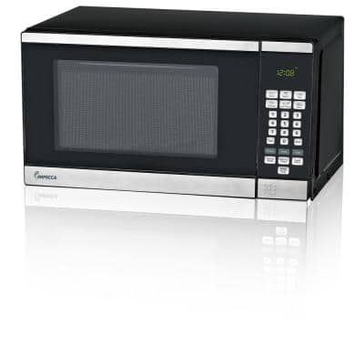 0.7 cu. ft. Over the Counter Microwave in Stainless