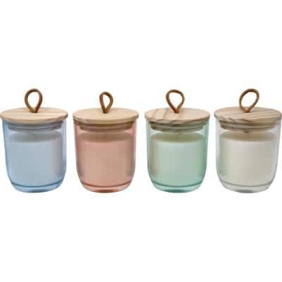 Blended Scent Citronella Candle