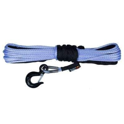 Rugged Ridge 1/4 in. x 50-ft Synthetic Winch Line