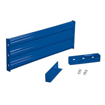 3 ft. Blue Drop-In Style Guard Rail