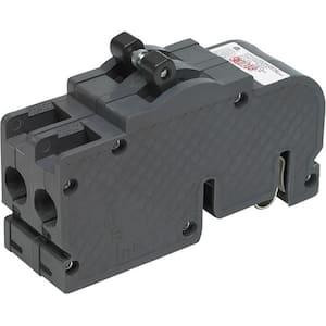 New UBIZ Thick 60 Amp 1-1/2 in. 2-Pole Zinsco Type QC Replacement Circuit Breaker
