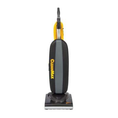 Zoom Corded Bagged Upright Vacuum Cleaner with Hall Sensor Belt Protection